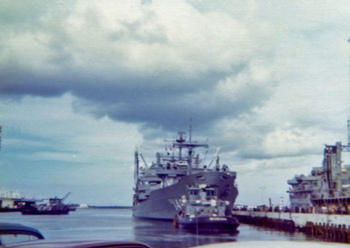 "Featured image for ""USS Kawishiwi (AO-146) Gulf of Tonkin Ops, 1973 (Video 27 min)"""
