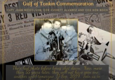 """Featured image for """"Gulf of Tonkin Pilots Reunited after 55 years"""""""